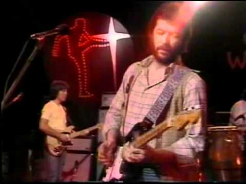 Eric Clapton - Old Grey Whistle Test (45 Min Live 1977)