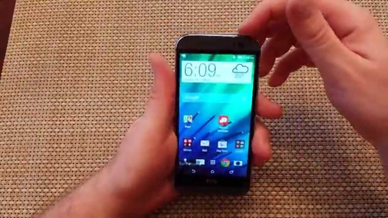 HTC One (M8) how to enable / disable safe mode 2 ways to enter ...