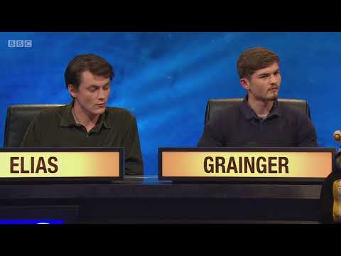 University Challenge S47E11 Emmanuel - Cambridge vs St Hugh'