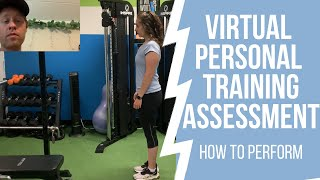 How to Perform a Virtual Personal Training Assessment | Forms Included!