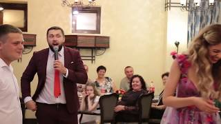 Танцевальный батл на свадьбе Андрея и Татьяны