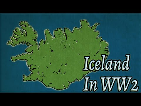 Neutral Nations of WW2: Iceland