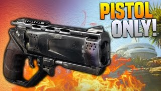 MARSHAL 16 ONLY GAMEPLAY! - (NEW BO3 PISTOL)