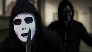 Hoody vs Masky. Epic Rap Battles of Creepypasta 15. thumbnail