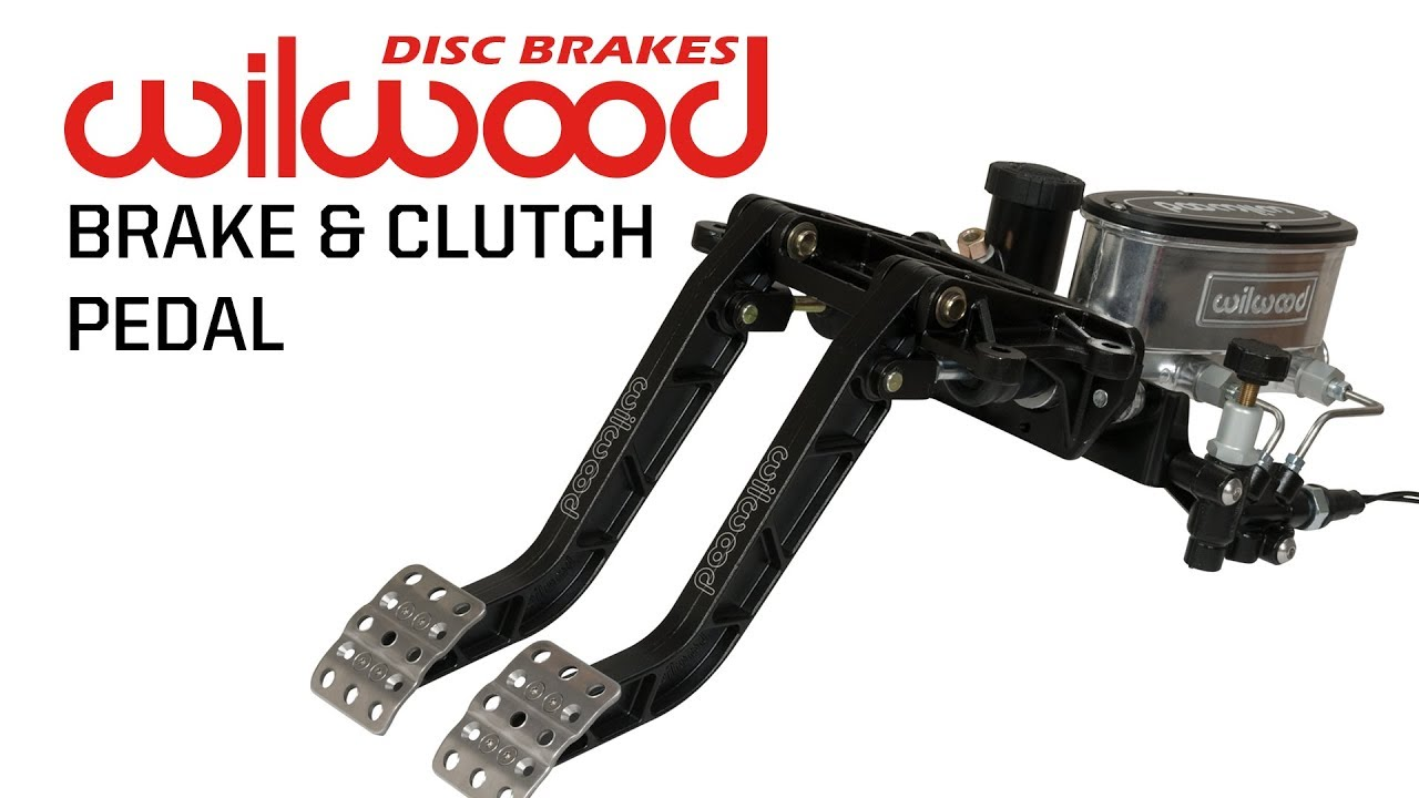 SEMA 2017 - New Product Showcase - Brake & Clutch Pedal - Wilwood Disc  Brakes