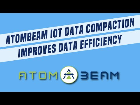 ATOMBEAM IOT data compaction