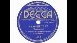 Henry Red Allen 1934 Fletcher Henderson + Buster Bailey - Wrappin´It Up