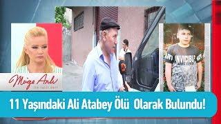 Kayıp Ali Atabey ölü olarak bulundu - Müge Anlı il