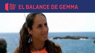 Gemma Triay hace balance de la temporada | World Padel Tour