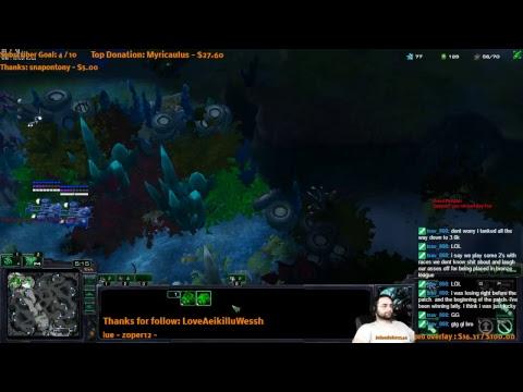 Starcraft 2 - terran - ladder d1 eu - cool chat  chill stream