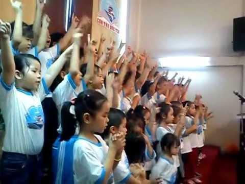 Thanh Kinh He Thieu Nhi Phu Tho Hoa 2012 - phan 1