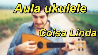 Pernas à nas noite ukulele dor