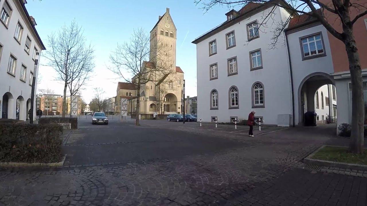 street view innenstadt von singen am hohentwiel in germany youtube. Black Bedroom Furniture Sets. Home Design Ideas