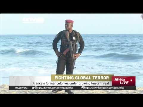 West Africa under increasing threats of terror attacks
