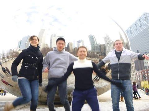 Millennium Park Ice Skating