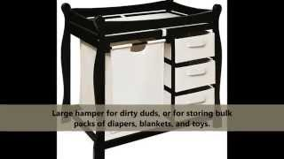 Changing Table Review - Does Badger Basket Changing Table Work?