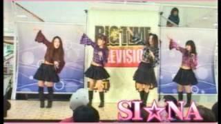 SI☆NA performs The Peace and Geki! Teikoku Gageki-dan on BIG TIME T...