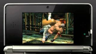 TEKKEN 3D Prime Edition - GAMESCOM Trailer