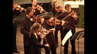 Schostakowitsch Kammersinfonie Op.110a 1.Largo, 2. Allegro molto, Kammerorchester Louis Spohr