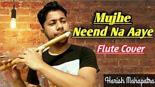 Mujhe Neend Na Aaye   Flute Cover   Dil   Udit Narayan   By Harish Mahapatra