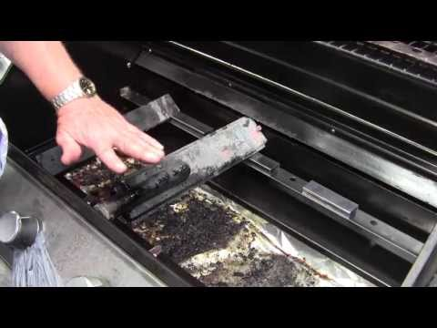 GAS GRILL CLEANING AND REPAIRS 1 OF 2
