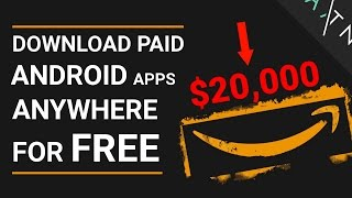 Get Paid Android Apps for FREE Legally - Amazon Underground Guide and Location Hack