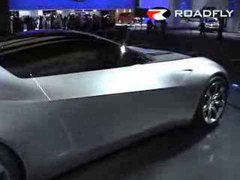 Roadfly.com   Acura Advanced Sports Car Concept From NAIAS   YouTube