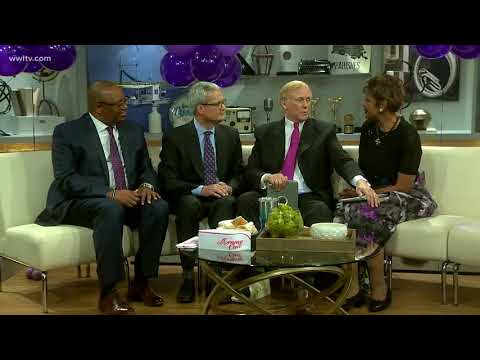 WWLTV thanks Sally-Ann for 40 years behind the desk