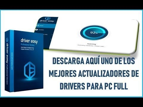 ACTUALIZADOR DE DRIVER FOR WINDOWS