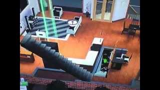 How To Build Your Basement On The Sims 3  Pets On Ps3 Or Xbox 360