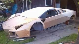 видео Making of «Lamborghini Reventon»