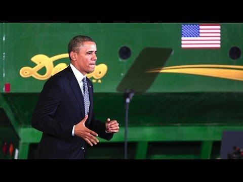 Obama On the 2014 Farm Bill