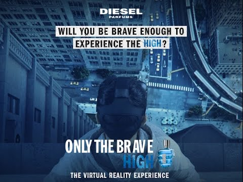 Experience The High The Virtual Reality Experience By Only The