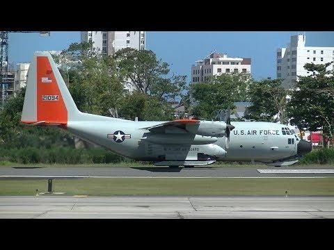 TJSJ Spotting: LC-130 Skier, Banana Miami Air, Silver Global Express!