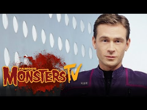 Connor Trinneer   Famous Monsters TV