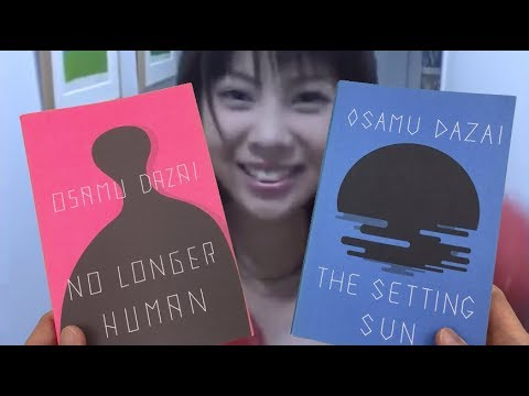Osamu Dazai - The Setting Sun - Book Review [NSFW]