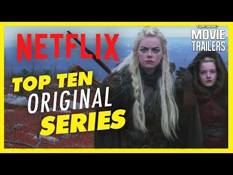 BEST NETFLIX ORIGINAL SERIES OF 2018 | What are you watching on Netflix?