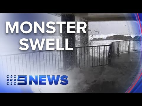 Queensland and northern New South Wales on standby | Nine News Australia