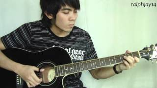 14 - Silent Sanctuary (fingerstyle guitar cover)