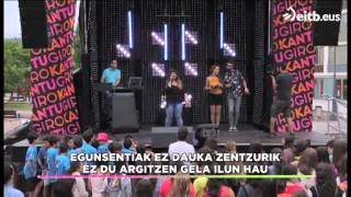 "Download Kantugiro, Hesianen ""Guregatik"" (Mirene Elizondo) Mp3"