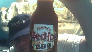 Frank's Red Hot Kickin Bbq
