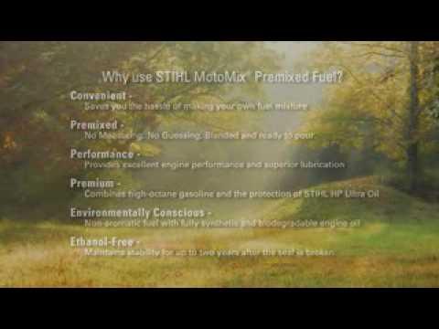 STIHL MotoMix® Premixed Fuel