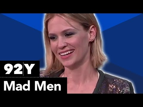 Matthew Weiner, January Jones and Jessica Paré on Mad Men and the Wives of Don Draper