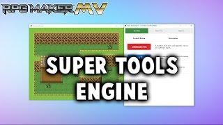 Super Tools Engine - RPG Maker MV