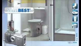 видео канализационный насос