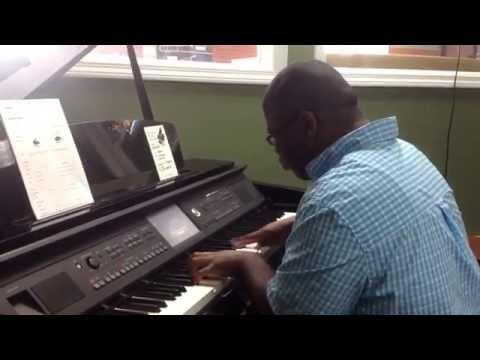 Bruce Faulconer - Vegeta's Super Saiyan Theme (Piano Cover + Improv)