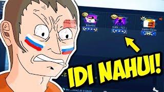 RUSEK UCZY MNIE JĘZYKA! - CS:GO FUNNY MOMENTS