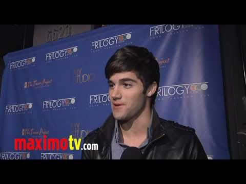"MAX EHRICH ""My Celebrity Crush is MIRANDA COSGROVE"" Exclusive"