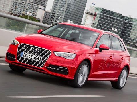 Audi A3 e-tron 2014 | Test | Review Audi Plug-In-Hybrid