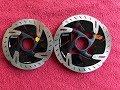 Shimano SM-RT900 Dura-Ace Ice Tech FREEZA Centre-Lock Rotor unboxing